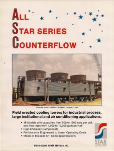 STAR® Cooling Towers
